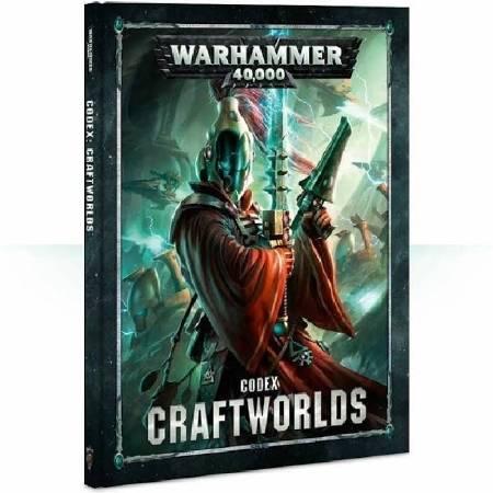 Codex Craftworld NEUF Warhammer 40000
