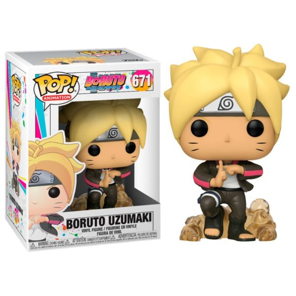Naruto : Uzumaki Boruto NEUF Funko POP!