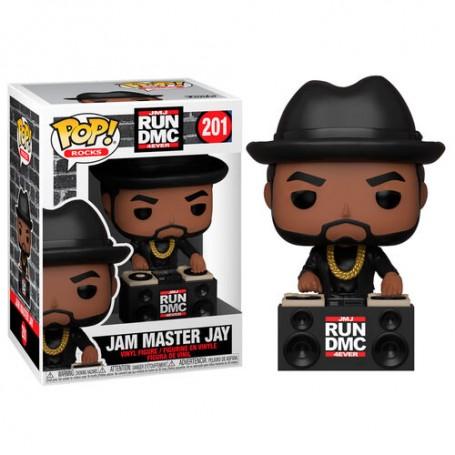 Run DMC : Jam Master Jay NEUF Funko POP!