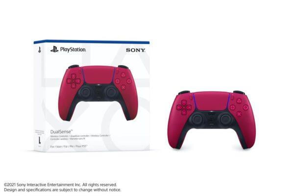Control Pad Dualsense Cosmic Red NEUF Playstation 5