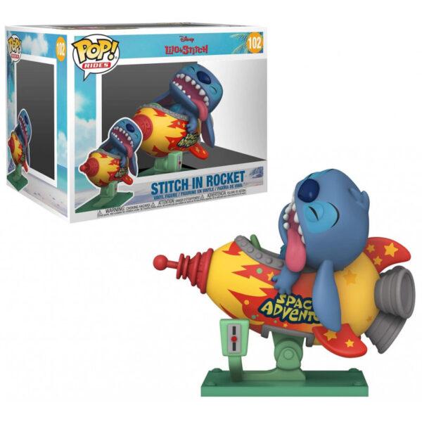 Disney : Stitch NEUF Funko POP!