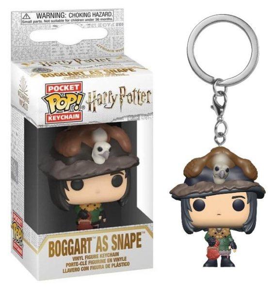 Harry Potter : Severus Snape NEUF Porte-Clés