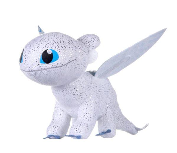 Dragon : Light Fury NEUF Peluches
