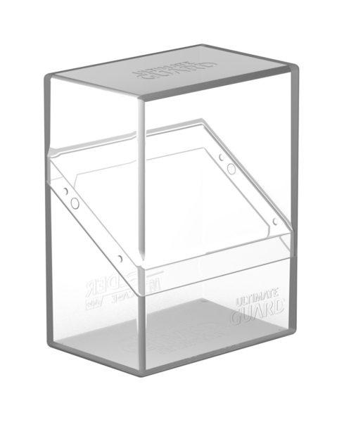 Boulder Deck 60+ Standard Transparent NEUF Ultimate Guard