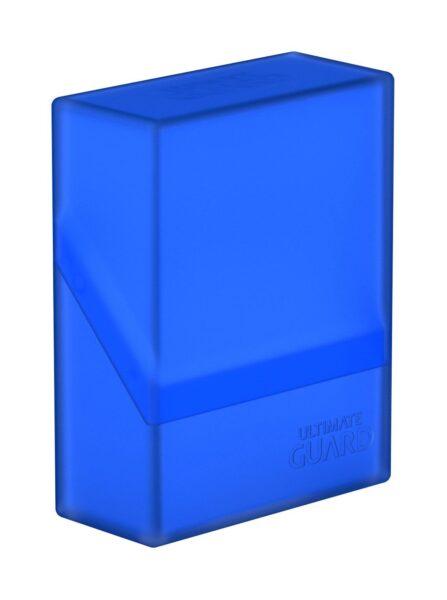 Boulder Deck 40+ Standard Sapphire NEUF Ultimate Guard