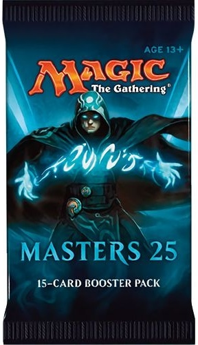 Masters 25 Booster Unité VO NEUF Magic The Gathering