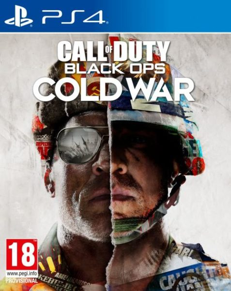 Call Of Duty Black Ops Cold War OCCASION Playstation 4