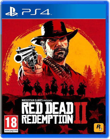 Red Dead Redemption 2 OCCASION Playstation 4