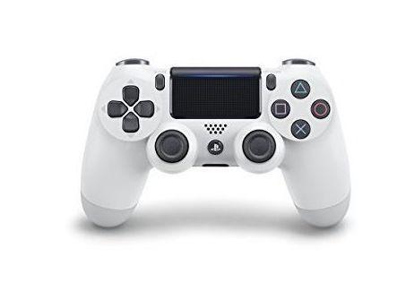 Control Pad Dualshock 4 V2 Glacier White NEUF Playstation 4