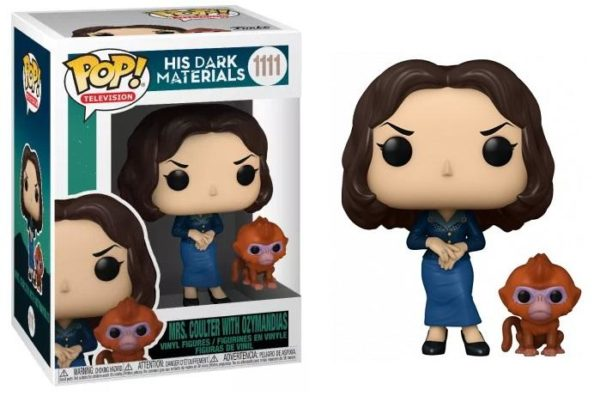 His Dark Material : Mrs Coulter NEUF Funko POP!