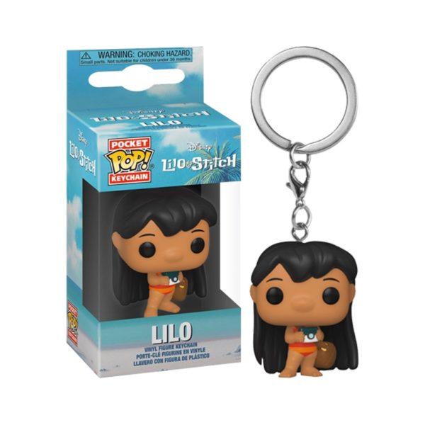 Disney : Lilo NEUF Porte-Clés