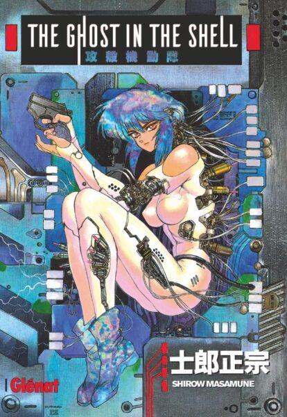Ghost in the shell NEUF Manga