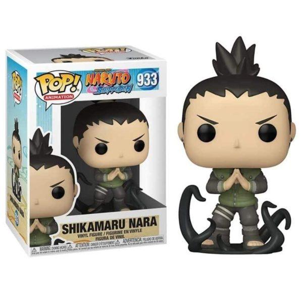 Naruto : Shikamaru NEUF Funko POP!