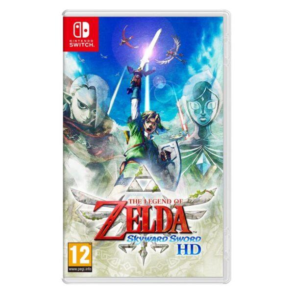 Zelda Skyward Sword HD NEUF Nintendo Switch