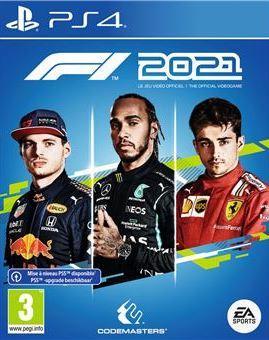 F1 2021 NEUF Playstation 4