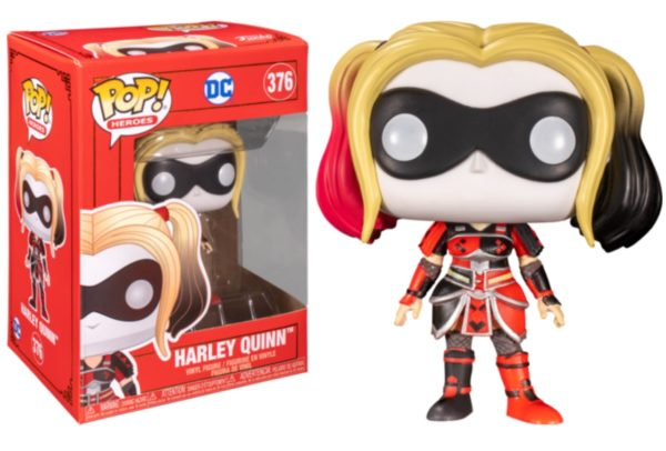 DC Comics : Harley Quinn NEUF Funko POP!