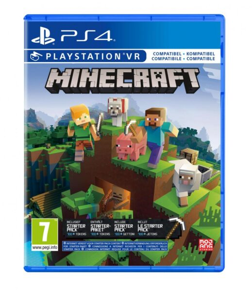 Minecraft Starter Collection NEUF Playstation 4