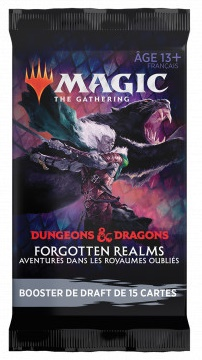 AFR Draft Booster Unité FR NEUF Magic The Gathering