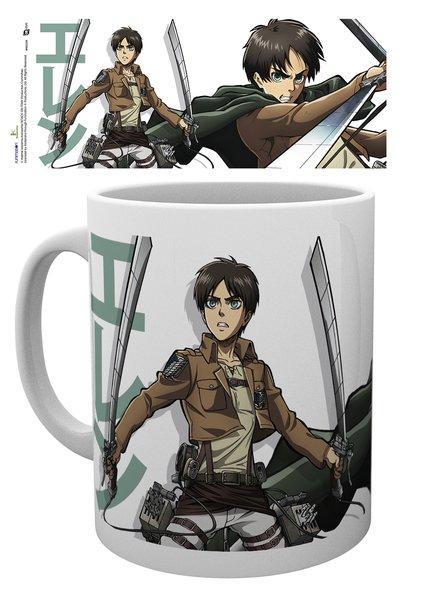 Attack On Titan : Eren NEUF Mugs