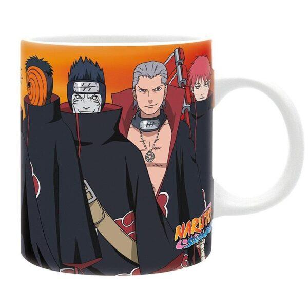 Naruto : Akatsuki NEUF Mugs
