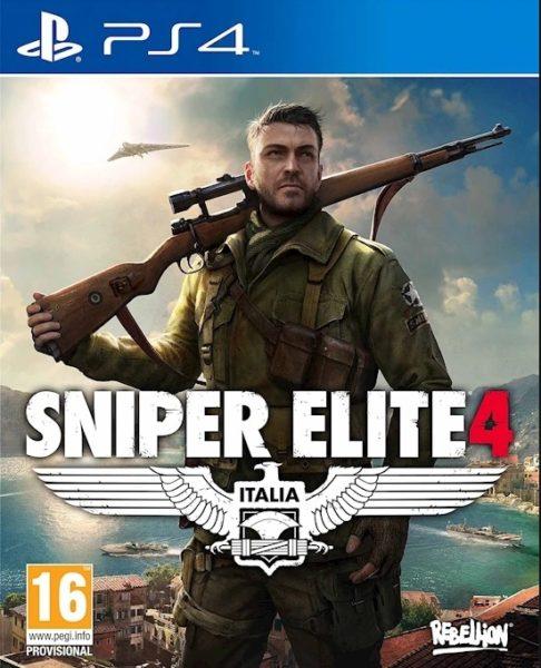 Sniper Elite 4 OCCASION Playstation 4