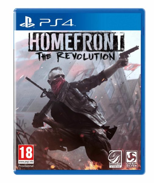 Homefront The Revolution OCCASION Playstation 4