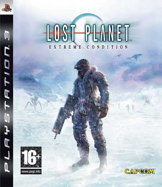 Lost Planet OCCASION Playstation 3