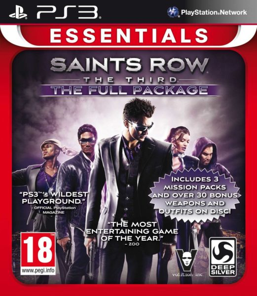 Saints Row The Third : The Full Package OCCASION Playstation 3