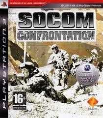 Socom Confrontation OCCASION Playstation 3