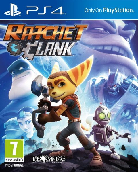 Ratchet & Clank OCCASION Playstation 4