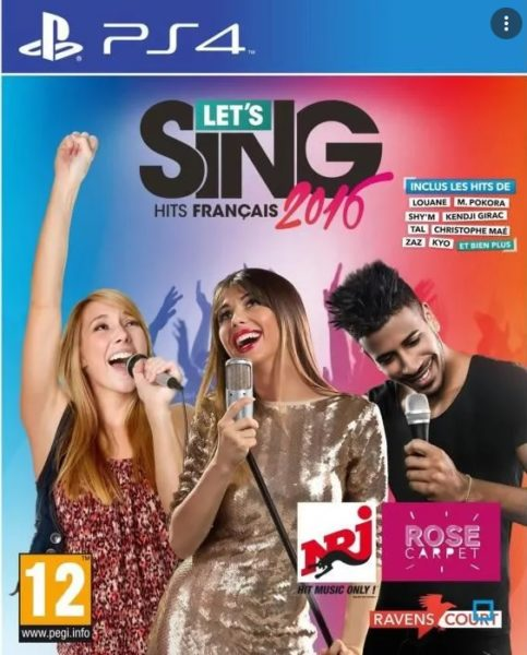 Let's Sing 2016 OCCASION Playstation 4