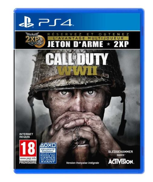 Call of Duty World War 2 OCCASION Playstation 4