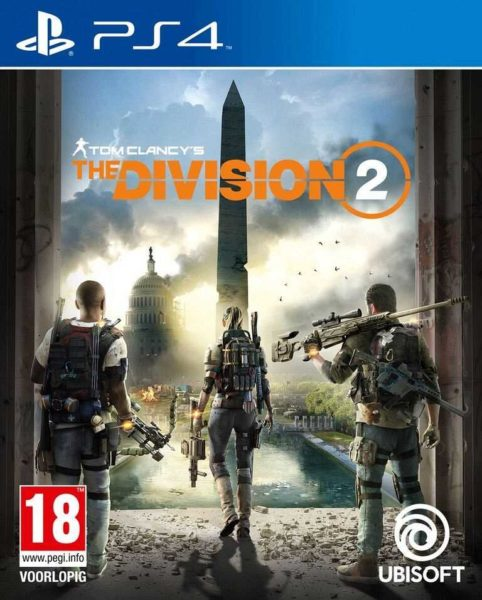 The Division 2 OCCASION Playstation 4
