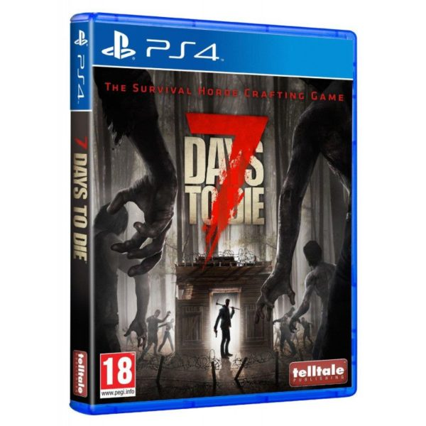 7 Days To Die OCCASION Playstation 4