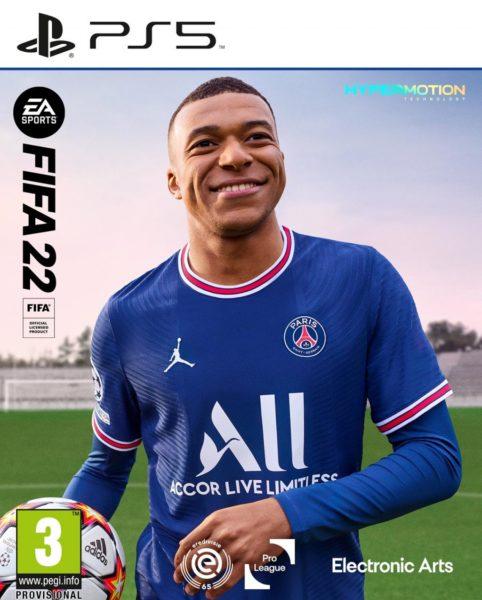 FIFA 22 NEUF Playstation 5