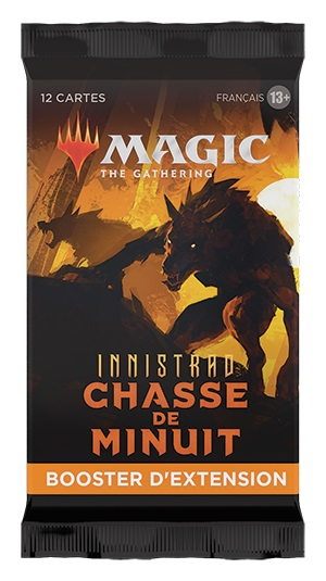 Innistrad Midnight Hunt Set Booster FR NEUF Magic The Gathering