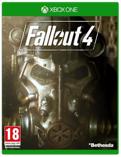 Fallout 4 OCCASION Xbox one