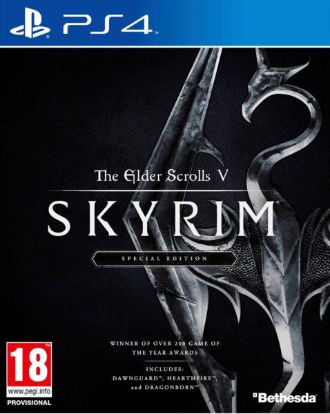 Skyrim Special Ed. OCCASION Playstation 4
