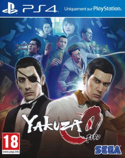 Yakuza Zero OCCASION Playstation 4