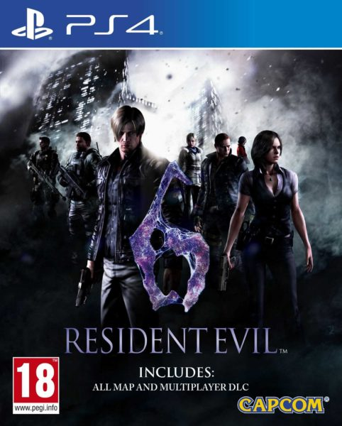 Resident Evil 6 OCCASION Playstation 4