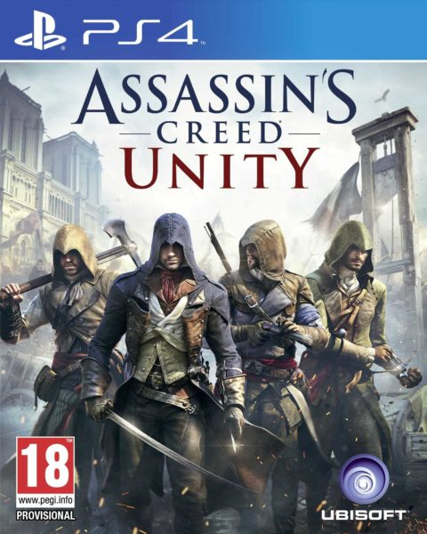 Assassin's Creed Unity OCCASION Playstation 4