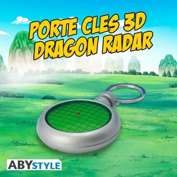 Dragon Ball : Radar NEUF Porte-Clés