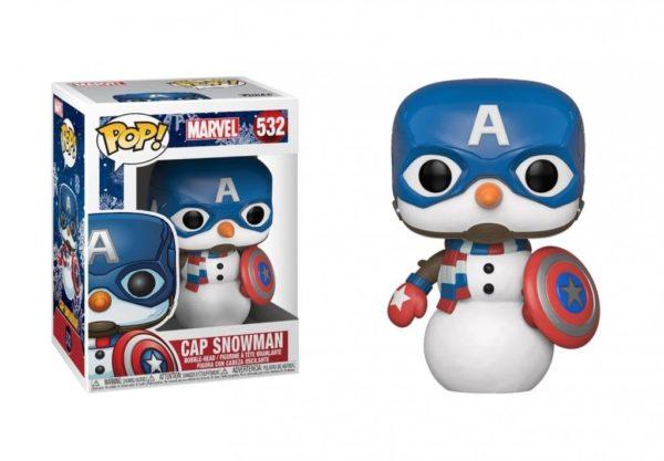 Marvel : Captain America NEUF Funko POP!