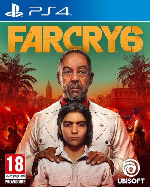 Far Cry 6 NEUF Playstation 4