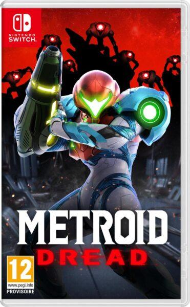 Metroid Dread NEUF Nintendo Switch
