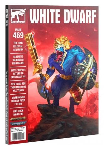 White Dwarf NEUF Warhammer